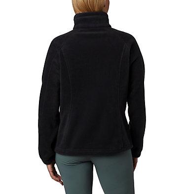 Women's Benton Springs™ Full Zip Fleece - Petite Benton Springs™ Full Zip | 618 | PL, Black, back
