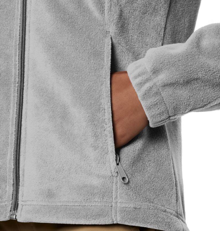Benton Springs™ Full Zip | 034 | PXL Women's Benton Springs™ Full Zip Fleece - Petite, Cirrus Grey Heather, a2
