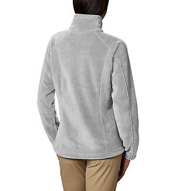 Women's Benton Springs™ Full Zip Fleece - Petite Benton Springs™ Full Zip | 618 | PL, Cirrus Grey Heather, back