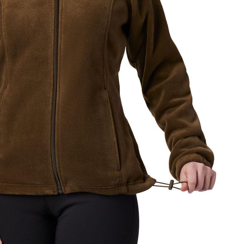 Benton Springs™ Full Zip | 319 | PL Women's Benton Springs™ Full Zip Fleece - Petite, Olive Green, a1