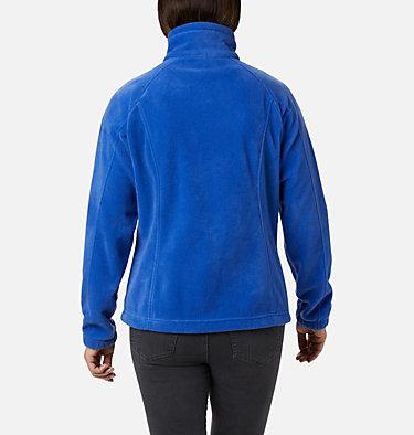 Women's Benton Springs™ Full Zip Fleece - Petite Benton Springs™ Full Zip | 618 | PL, Lapis Blue, back