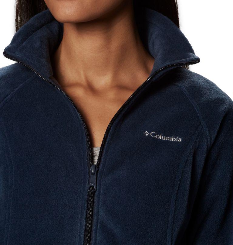 Benton Springs™ Full Zip | 425 | PXL Women's Benton Springs™ Full Zip Fleece - Petite, Columbia Navy, a1