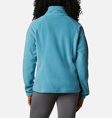 Women's Benton Springs™ Full Zip Fleece - Petite Benton Springs™ Full Zip | 618 | PL, Canyon Blue, back