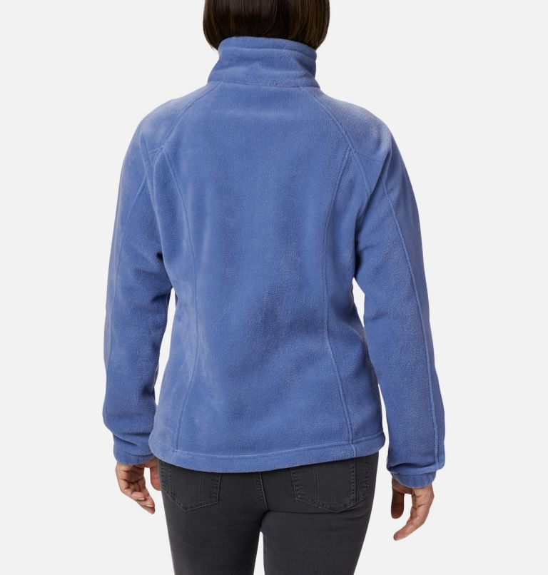 Women's Benton Springs™ Full Zip Fleece - Petite Women's Benton Springs™ Full Zip Fleece - Petite, back