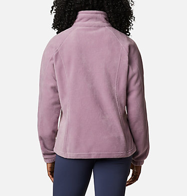 Women's Benton Springs™ Full Zip Fleece - Petite Benton Springs™ Full Zip | 618 | PL, Winter Mauve, back