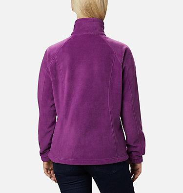 Women's Benton Springs™ Full Zip Fleece - Petite Benton Springs™ Full Zip | 618 | PL, Plum, back