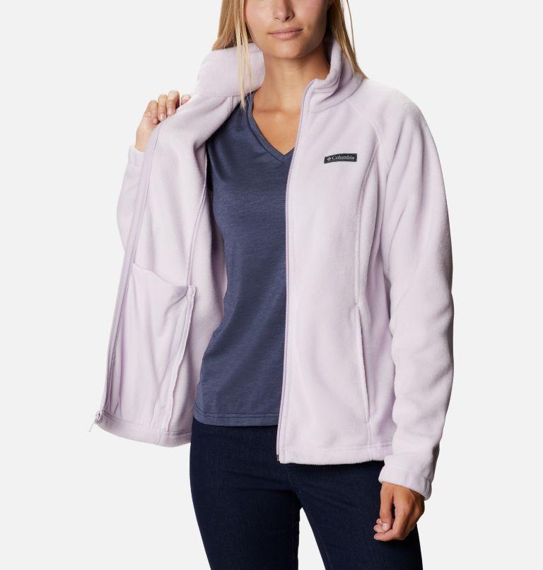 Benton Springs™ Full Zip | 584 | PXL Women's Benton Springs™ Full Zip Fleece - Petite, Pale Lilac, a3