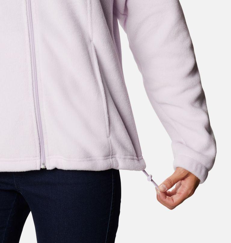 Benton Springs™ Full Zip | 584 | PXL Women's Benton Springs™ Full Zip Fleece - Petite, Pale Lilac, a4
