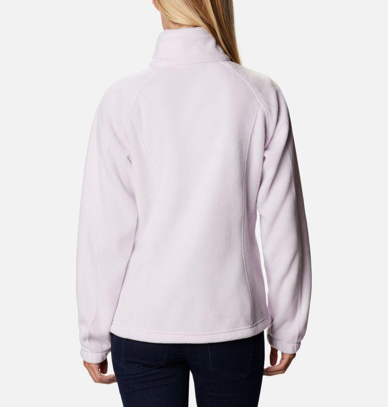 Benton Springs™ Full Zip | 584 | PXL Women's Benton Springs™ Full Zip Fleece - Petite, Pale Lilac, back