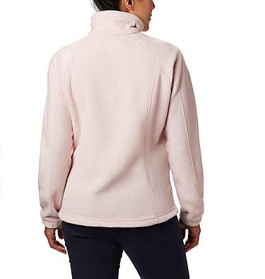 Women's Benton Springs™ Full Zip Fleece - Petite Benton Springs™ Full Zip | 618 | PL, Mineral Pink, back