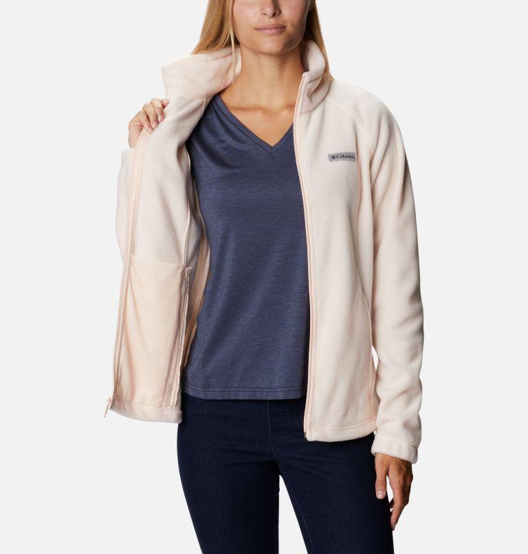 Benton Springs™ Full Zip   886   PXL Women's Benton Springs™ Full Zip Fleece - Petite, Peach Quartz, a3