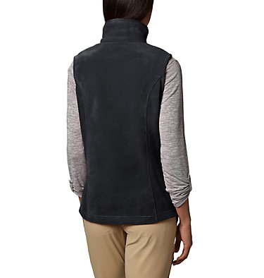 Women's Benton Springs™ Vest - Petite Benton Springs™ Vest | 032 | PM, Black, back