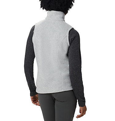 Women's Benton Springs™ Vest - Petite Benton Springs™ Vest | 032 | PM, Cirrus Grey Heather, back