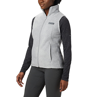 Women's Benton Springs™ Vest - Petite Benton Springs™ Vest | 032 | PM, Cirrus Grey Heather, front