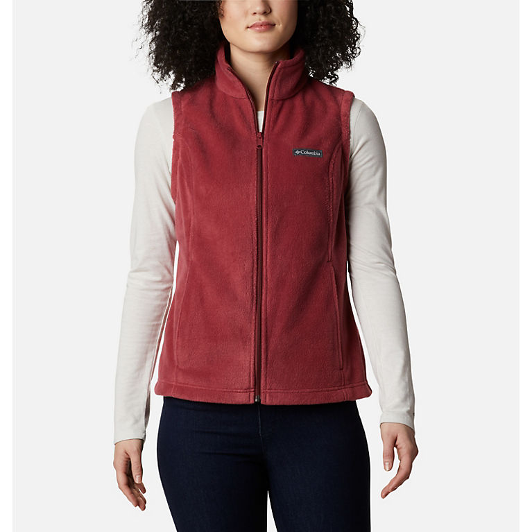 Marsala Red Women's Benton Springs™ Vest - Petite, View 0