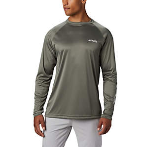 Men's PFG Terminal Tackle™ Long Sleeve Shirt- Big