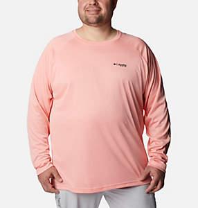 Men's PFG Terminal Tackle™ Long Sleeve Shirt- Big