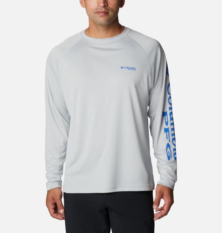 Men's PFG Terminal Tackle™Long Sleeve Shirt - Tall Men's PFG Terminal Tackle™Long Sleeve Shirt - Tall, front
