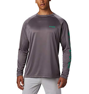 Men's PFG Terminal Tackle™ Long Sleeve Shirt - Tall