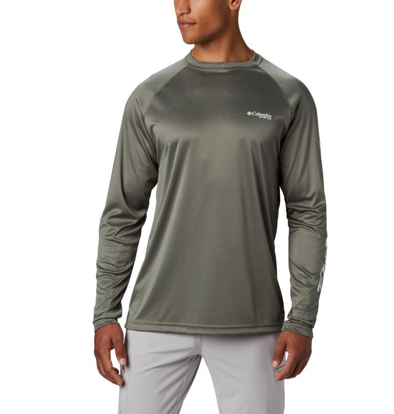 T-shirt à manches longues PFG Terminal Tackle™ pour homme - Grandes tailles T-shirt à manches longues PFG Terminal Tackle™ pour homme - Grandes tailles, front