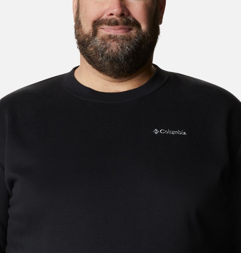 Men's Hart Mountain™ II Crew Fleece Sweatshirt  - Big Men's Hart Mountain™ II Crew Fleece Sweatshirt  - Big, a2
