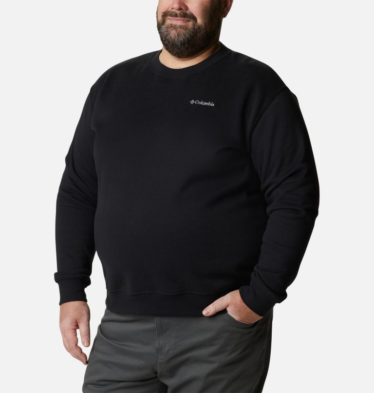 Men's Hart Mountain™ II Crew Fleece Sweatshirt  - Big Men's Hart Mountain™ II Crew Fleece Sweatshirt  - Big, a3
