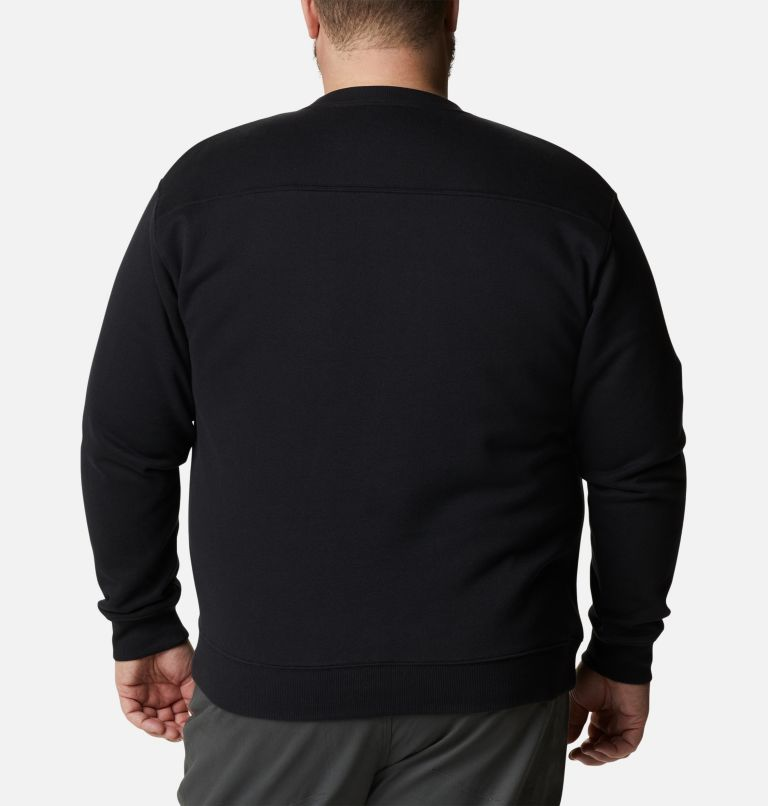 Men's Hart Mountain™ II Crew Fleece Sweatshirt  - Big Men's Hart Mountain™ II Crew Fleece Sweatshirt  - Big, back