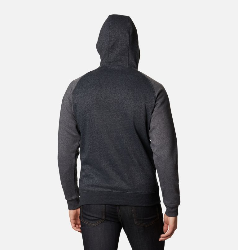 Men's Hart Mountain™ II Fleece Hoodie - Tall Men's Hart Mountain™ II Fleece Hoodie - Tall, back