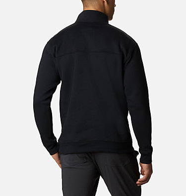 Men's Hart Mountain™ II Half Zip Hart Mountain™ II Half Zip | 345 | XL, Black, back