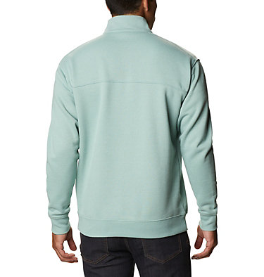Men's Hart Mountain™ II Half Zip Hart Mountain™ II Half Zip | 345 | XL, Aqua Tone Heather, back