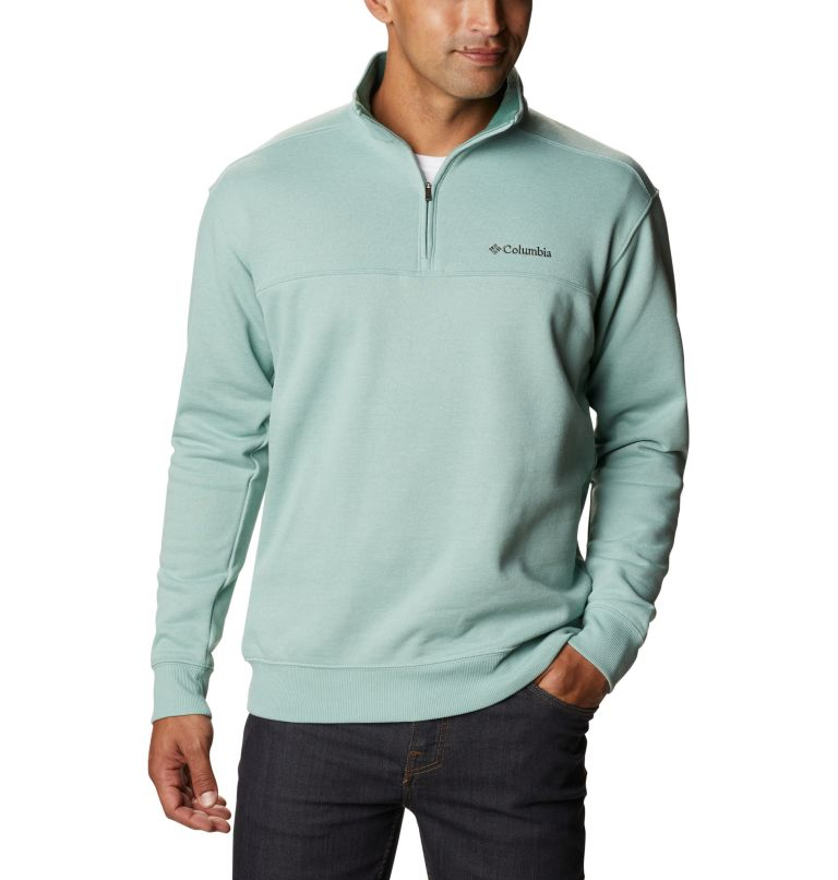 Men's Hart Mountain™ II Half Zip Men's Hart Mountain™ II Half Zip, front