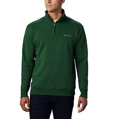 Men's Hart Mountain™ II Half Zip Hart Mountain™ II Half Zip   345   XL, Green Multi, front