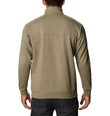 Men's Hart Mountain™ II Half Zip Hart Mountain™ II Half Zip | 345 | XL, Stone Green Heather, back