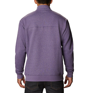 Men's Hart Mountain™ II Half Zip Hart Mountain™ II Half Zip | 345 | XL, Soft Purple Heather, back