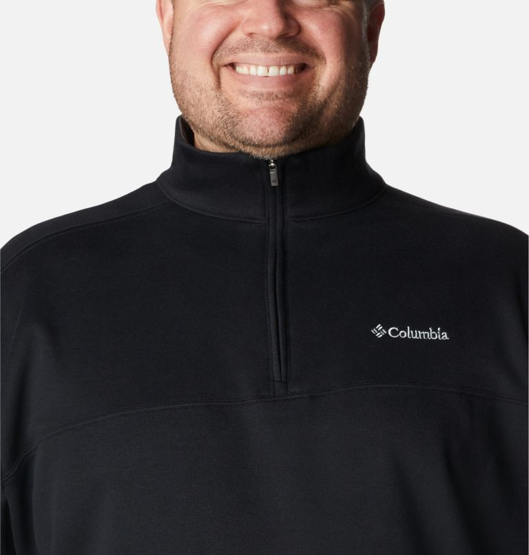 Men's Hart Mountain™ II Half Zip - Big Men's Hart Mountain™ II Half Zip - Big, a2