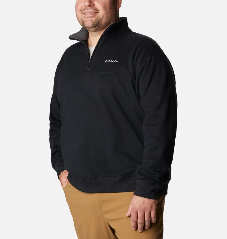 Men's Hart Mountain™ II Half Zip - Big Men's Hart Mountain™ II Half Zip - Big, a3
