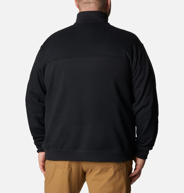 Men's Hart Mountain™ II Half Zip - Big Men's Hart Mountain™ II Half Zip - Big, back