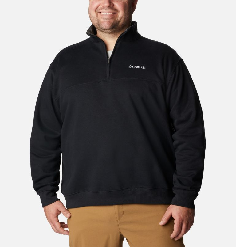 Men's Hart Mountain™ II Half Zip - Big Men's Hart Mountain™ II Half Zip - Big, front