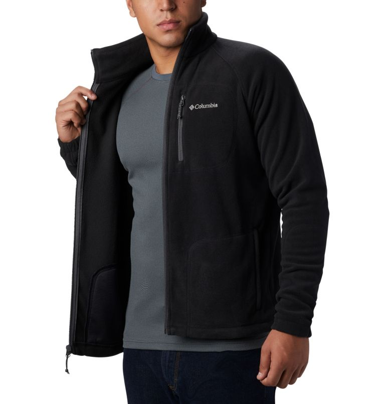 Men's Fast Trek™ II Full Zip Fleece – Big Men's Fast Trek™ II Full Zip Fleece – Big, a4