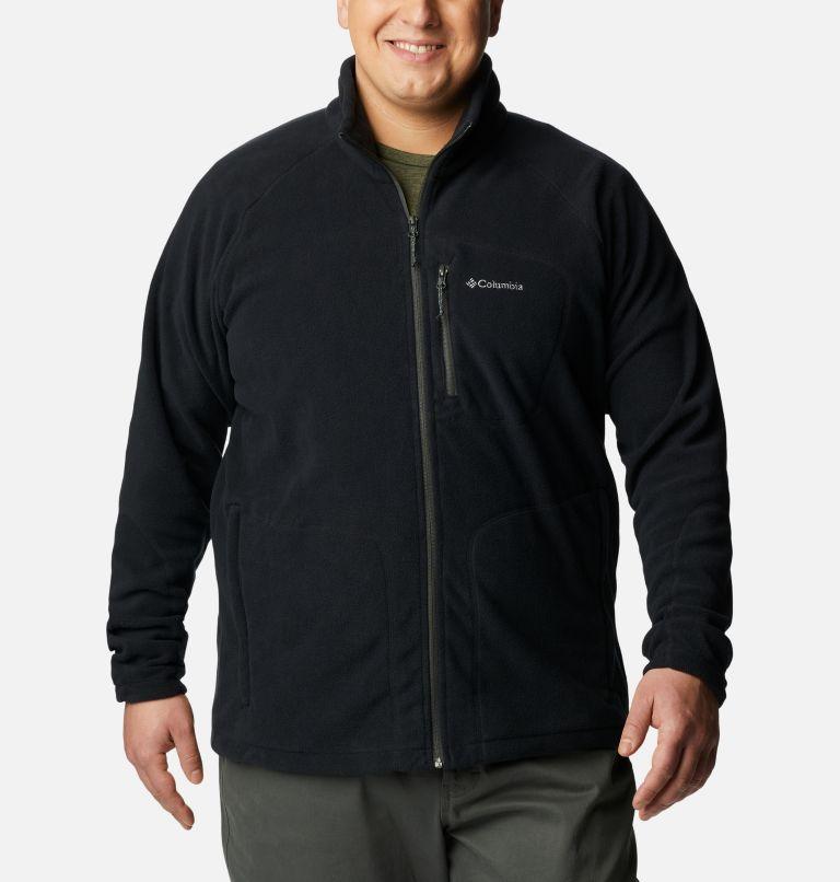 Men's Fast Trek™ II Full Zip Fleece – Big Men's Fast Trek™ II Full Zip Fleece – Big, front