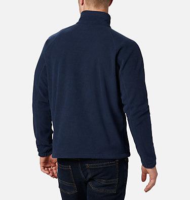Men's Fast Trek™ II Full Zip Fleece - Plus Size Fast Trek™ II Full Zip Fleece | 010 | 1X, Collegiate Navy, back
