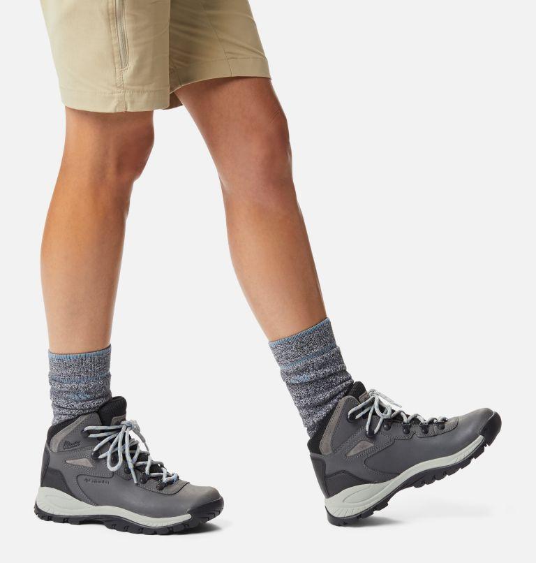 NEWTON RIDGE™ PLUS WIDE | 052 | 7 Women's Newton Ridge™ Plus Waterproof Hiking Boot - Wide, Quarry, Cool Wave, a9