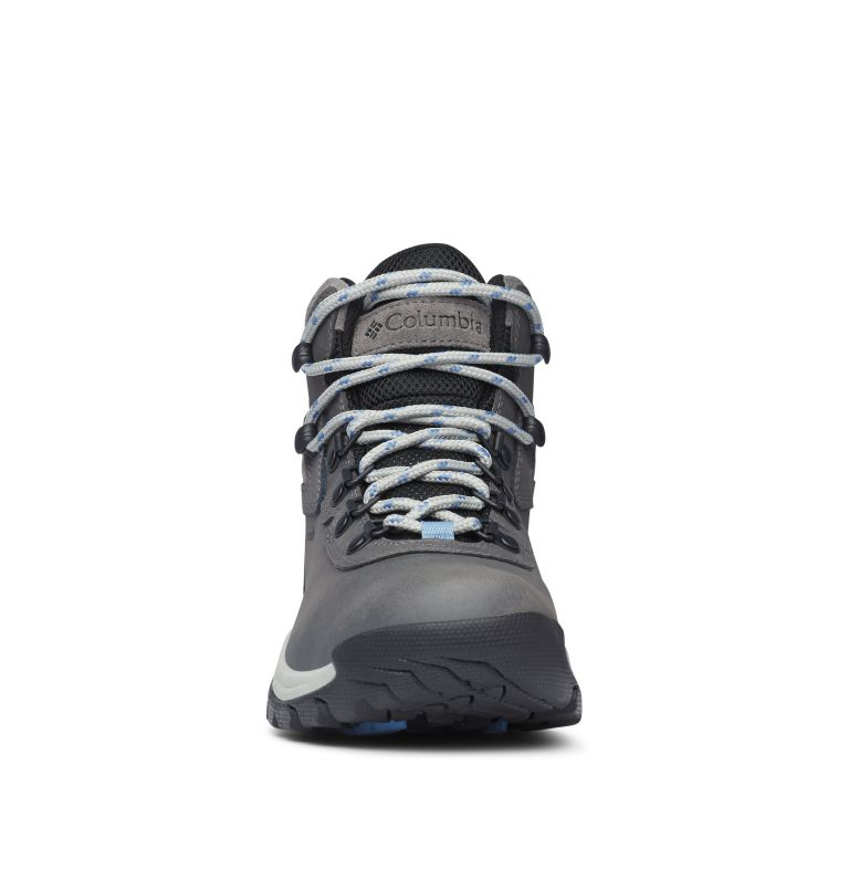 NEWTON RIDGE™ PLUS WIDE | 052 | 8 Women's Newton Ridge™ Plus Waterproof Hiking Boot - Wide, Quarry, Cool Wave, toe