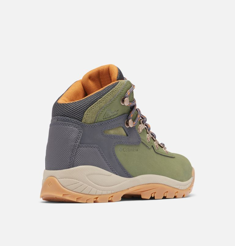 Women's Newton Ridge™ Plus Waterproof Hiking Boot - Wide Women's Newton Ridge™ Plus Waterproof Hiking Boot - Wide, 3/4 back