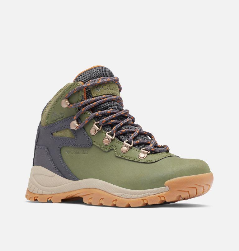 Women's Newton Ridge™ Plus Waterproof Hiking Boot - Wide Women's Newton Ridge™ Plus Waterproof Hiking Boot - Wide, 3/4 front