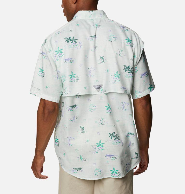 Men's PFG Super Bahama™ Short Sleeve Shirt - Big Men's PFG Super Bahama™ Short Sleeve Shirt - Big, back