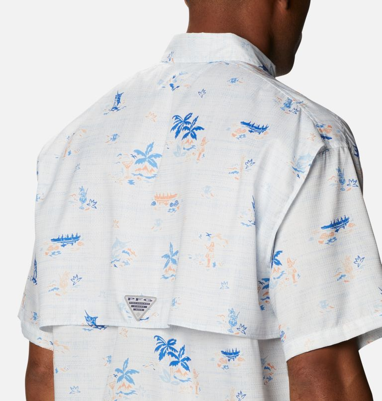Men's PFG Super Bahama™ Short Sleeve Shirt - Tall Men's PFG Super Bahama™ Short Sleeve Shirt - Tall, a3