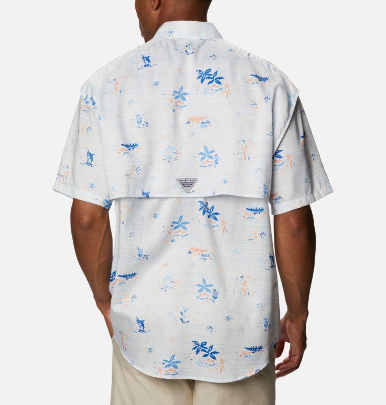Men's PFG Super Bahama™ Short Sleeve Shirt - Tall Men's PFG Super Bahama™ Short Sleeve Shirt - Tall, back