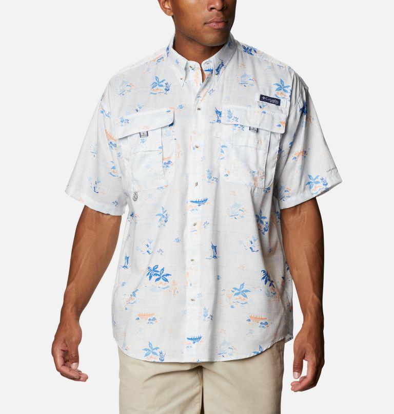 Men's PFG Super Bahama™ Short Sleeve Shirt - Tall Men's PFG Super Bahama™ Short Sleeve Shirt - Tall, front