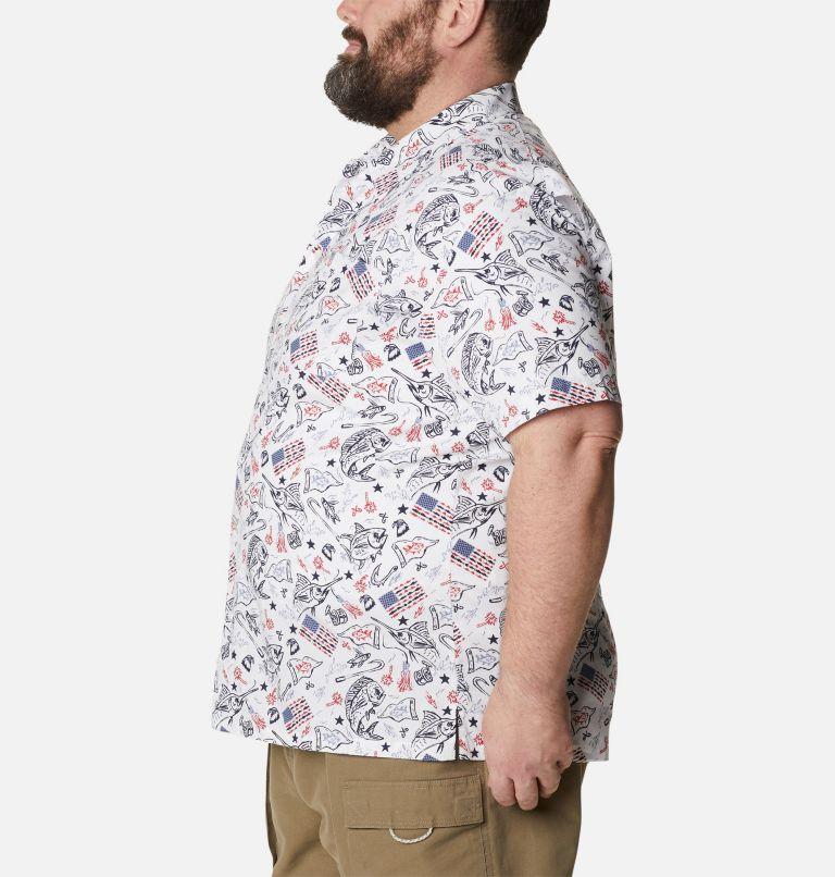 Men's PFG Trollers Best™ Short Sleeve Shirt – Big Men's PFG Trollers Best™ Short Sleeve Shirt – Big, a1